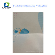 SUPER SOFT PE FILM CLOTH-LIKE FILM PE FILM FOR DIAPERS